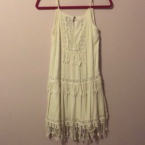 American Eagle Outfitters Bohemian Dress